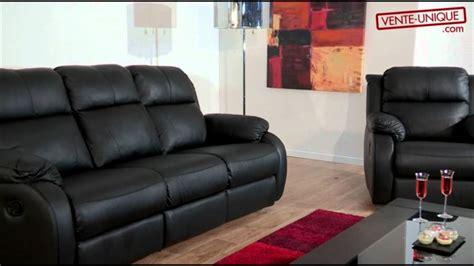 vente canapé cuir 13 idées de décoration intérieure