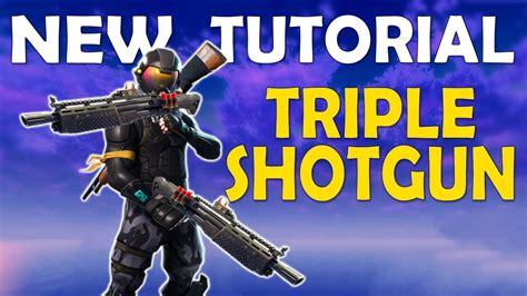 shotgun tutorial heavy shotgun is back fortnite battle royale