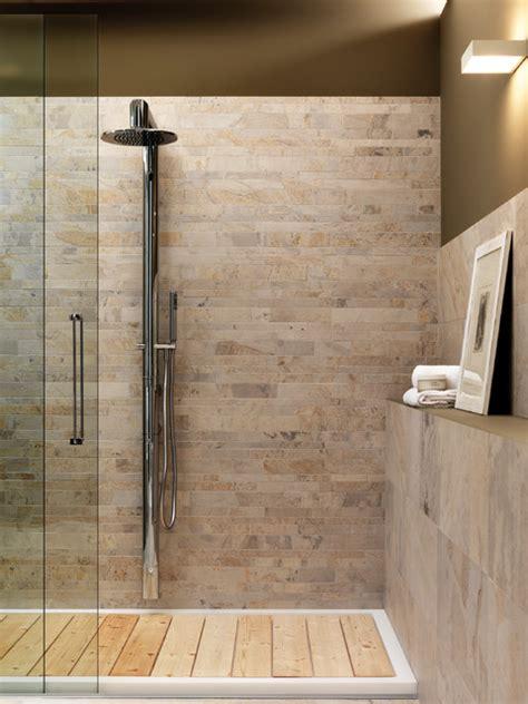 zen shower wainscott craftsman bathroom san diego