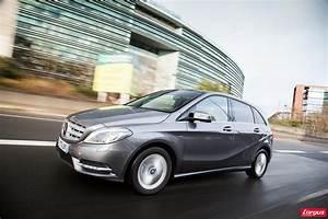 Mercedes Classe A 180 Essence : la classe b en mode 7g dct l 39 argus ~ Gottalentnigeria.com Avis de Voitures