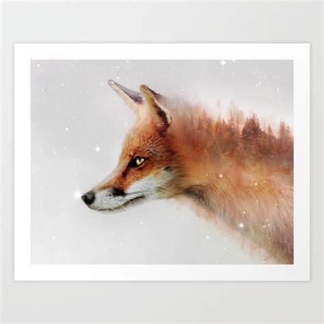 amazing art prints  foxes   walls