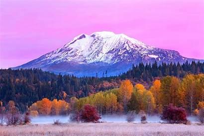 Mountain Adams Mount Washington Nature Mountains Fall