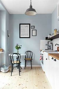 1001 idees pour decider quelle couleur pour les murs d With kitchen colors with white cabinets with papier adhesif deco