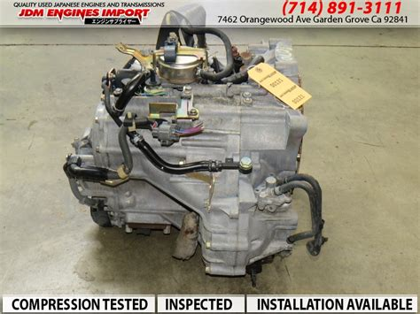 2003 Acura Tl Transmission by Jdm Acura Tl Type S Automatic Transmission 2000 2001 2002