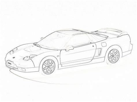 new honda nsx wiring diagram database
