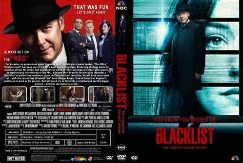 the blacklist season 2 dvd covers labels by covercity