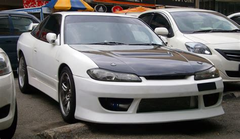 modified nissan silvia s15 file 1999 2002 nissan silvia s15 modified in petaling