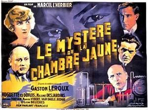 le mystere de la chambre jaune 1930 unifrance films With le mystere de la chambre jaune film