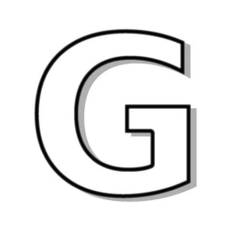 letter g clipart black and white letter g clipart 101 clip