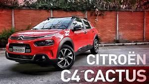 Citro U00ebn C4 Cactus - O Suv Mais Esportivo Do Brasil