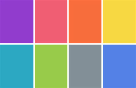 bright color palette jilly designs bright color palette for the new year