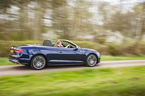 Audi S5 Cabriolet 30 Tfsi Quattro Review Motor Verso