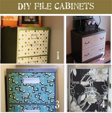 how to paint kitchen cabinets in a mobile home painted file cabinets for the home now your decorative 9925