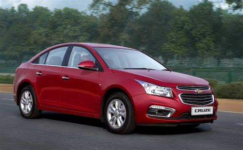 2016 Chevrolet Cruze Launched At Rs 1468 Lakh Ndtv