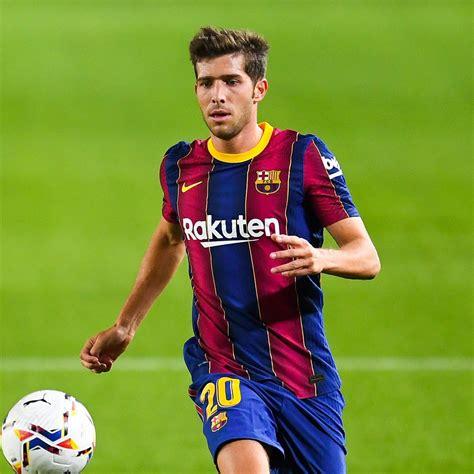 Barcelona defender, Sergi Roberto tests positive for ...