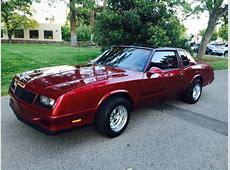 1986 Monte Carlo SS TTop, 70k Orig Miles, 50, Auto