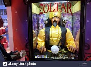 The Zoltar Fortune Telling machine, made famous in the Big ...