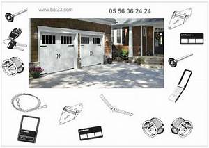 accessoires porte de garage bordeaux With accessoire porte de garage
