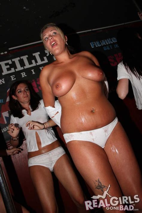 Real Girls Gone Bad Wet T Shirt Contest 56