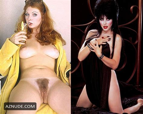 Cassandra Peterson Nude And Sexy Ultimate Collection Aznude