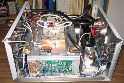 kw  ldmos amplifier