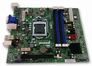 Acer Aspire X3960 Ax3960 H67 Intel Motherboard H67h2