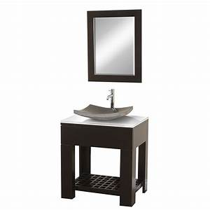 30quot Zen II 30 Espresso Bathroom Vanity Bathroom