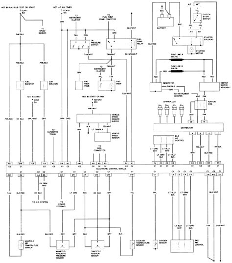 94 S10 22 Wiring Schematic by Repair Guides