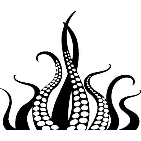 comment cuisiner des tentacule de poulpe sticker poulpe tentacules stickers animaux animaux