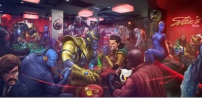 Villains Marvel Super Universe Cinematic Villain Dc