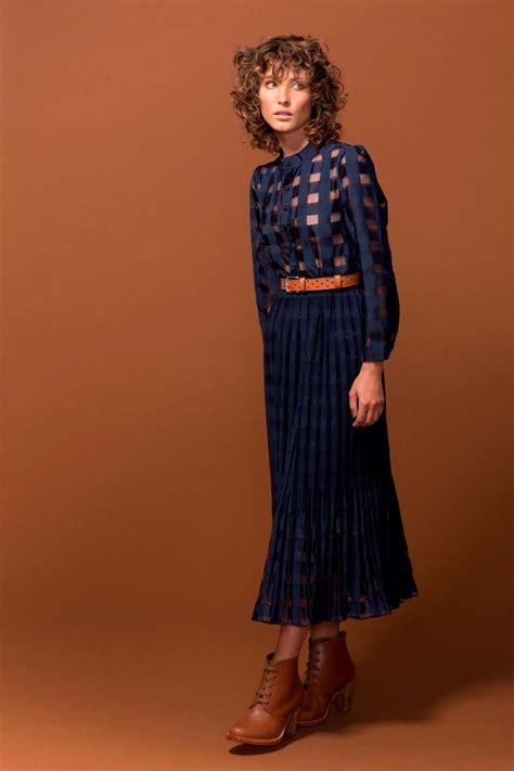 ribbon pleated shirt dress leonard st  images