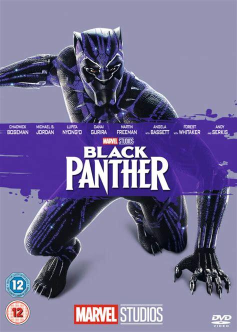 black panther dvd zavvi