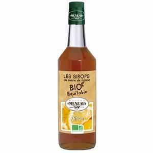 Bouteille Verre 1l : meneau sirop bio citron 1l ~ Teatrodelosmanantiales.com Idées de Décoration