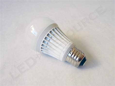 4x ecosmart 9w led a19 bulb bright white 3000k dimmable
