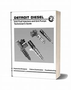 Detroit Diesel Unit Fuel Injectors And Unit Pump