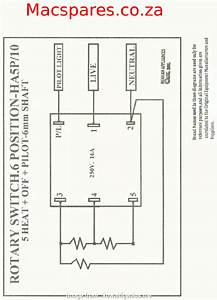 Wiring Diagram 4 Prong Stove Schematic