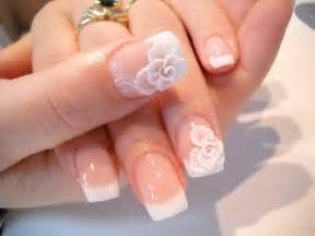 Bride nail art gallery