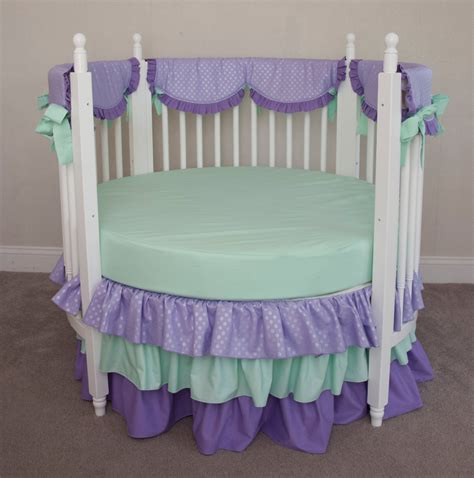 Bratt Decor Crib Craigslist by Circular Crib Baby Cotton Butterfly Crib