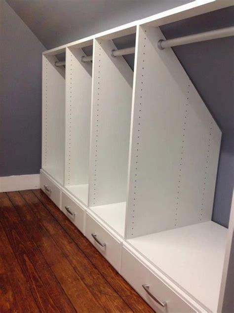 change ta chambre bygg garderob med hedda garderob 104 furu garderob