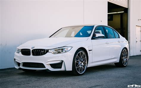 Build A Bmw by An Alpine White Bmw F80 M3 Build For The Purists