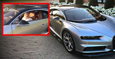 Cristiano ronaldo treats himself with a new bugatti chiron according to tuttosport, which is one of the many publications that have reported on the topic, cr7, who is the owner of a. Cristiano Ronaldo's 18 crore Bugatti Chiron hypercar: This ...