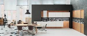 cuisine design hanae sur mesure moderne haut de gamme With cuisine contemporaine haut de gamme