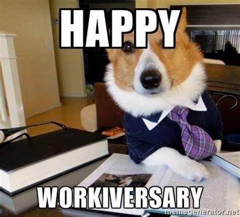 Work anniversary meme business cat meme cat memes funny memes jokes 9gag funny funny captions friday the 13th memes funny friday. 35 Hilarious Work Anniversary Memes to Celebrate Your ...