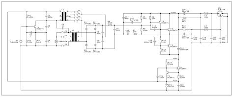 Condenser Microphone Circuit