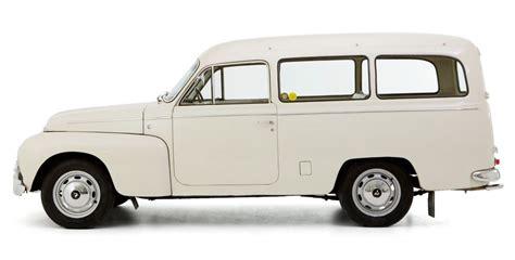 Volvo Duett 1953–1969 | Klassiker