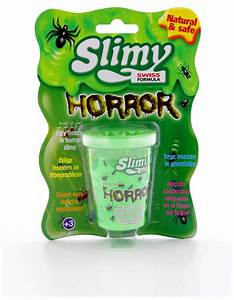 Slimy Horror Trash Can | Putty & Slime | Novelties | Gifts ...
