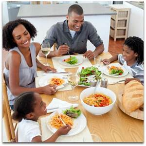 7 Habits of Families Who Consistently Eat Healthy (Without ...
