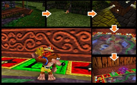 Banjo-Kazooie/Mad Monster Mansion — StrategyWiki, the