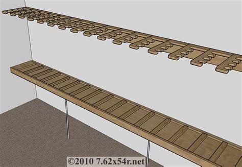 diy vertical gun rack plans gun rack plans guns guns and gun racks