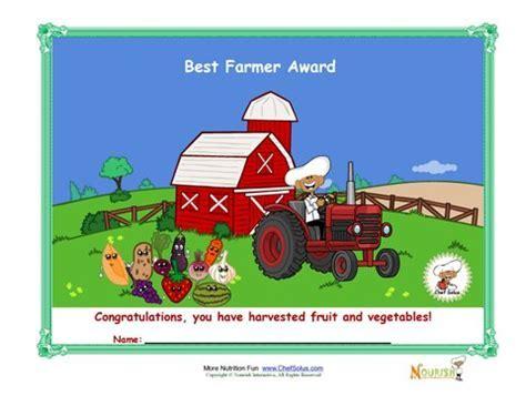 Farmer Award For Children